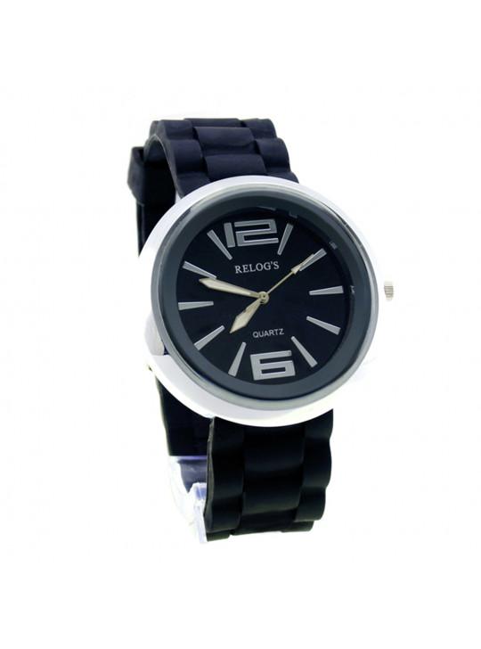 Relógio Feminino Black II 43266 Ananlógico Relog's Preto - REL19112